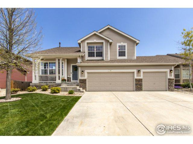 34 Saxony Rd, Johnstown, CO 80534 (MLS #850759) :: Kittle Real Estate