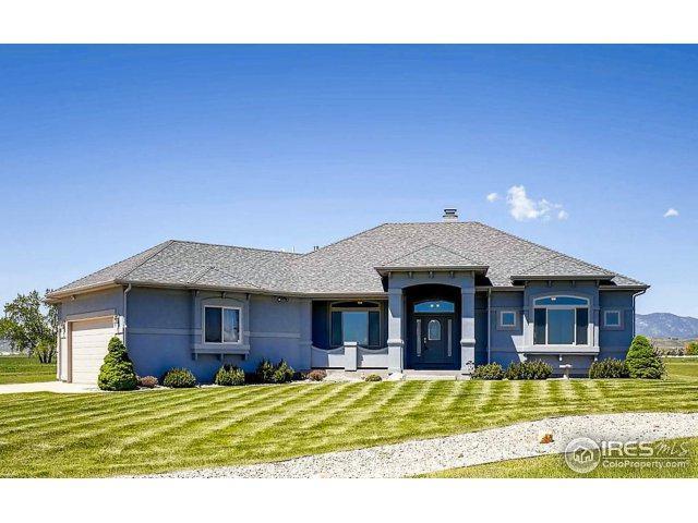 1149 Paramount Dr, Berthoud, CO 80513 (MLS #850772) :: Kittle Real Estate