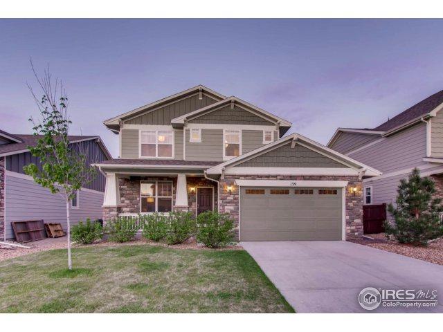 139 Beluga Dr, Windsor, CO 80550 (MLS #850783) :: Kittle Real Estate