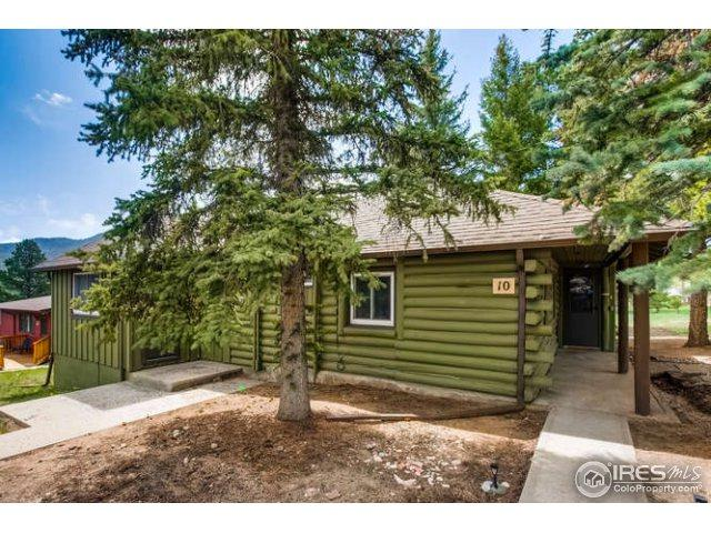 1250 S Saint Vrain Ave #10, Estes Park, CO 80517 (#850816) :: The Griffith Home Team
