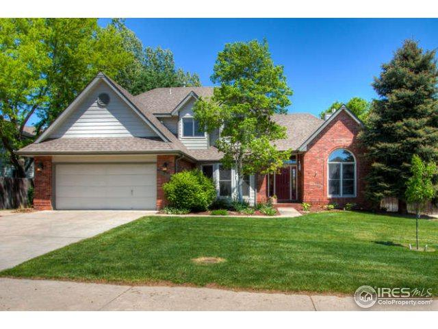 1548 41st Ave, Greeley, CO 80634 (MLS #850870) :: Tracy's Team