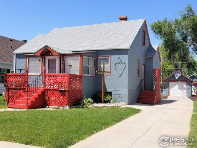 526 Taylor St, Sterling, CO 80751 (MLS #850908) :: Colorado Home Finder Realty