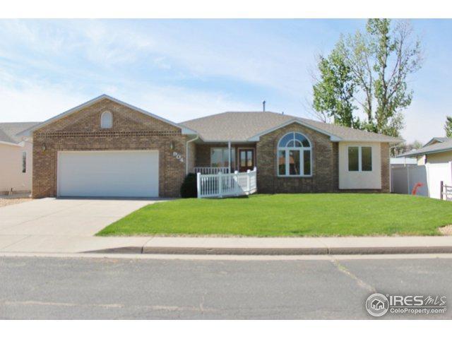 904 Meng Dr, Fort Morgan, CO 80701 (MLS #850909) :: Colorado Home Finder Realty