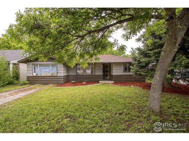 1140 W Myrtle St, Fort Collins, CO 80521 (MLS #850910) :: Colorado Home Finder Realty