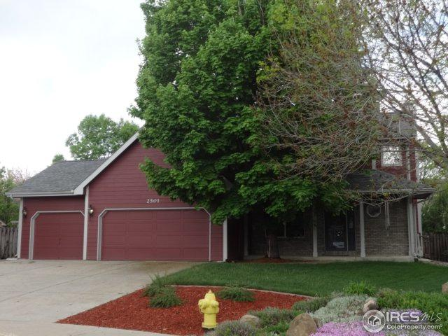 2501 Shavano Ct, Fort Collins, CO 80525 (#850922) :: My Home Team