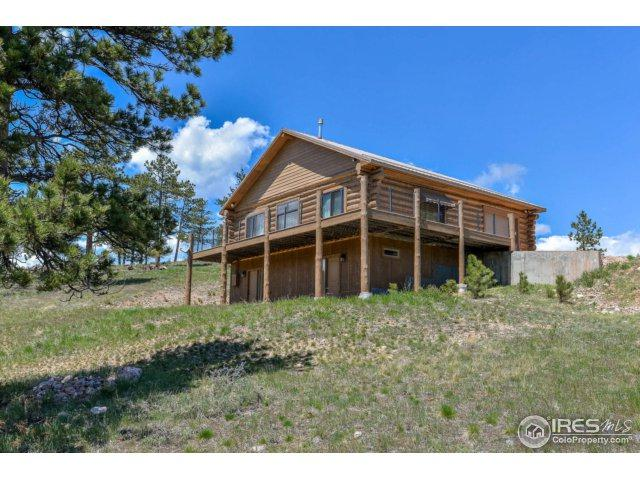 367 Cucharas Mountain Dr, Livermore, CO 80536 (MLS #850948) :: Kittle Real Estate