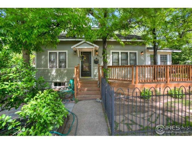 812 Smith St, Fort Collins, CO 80524 (MLS #850951) :: Downtown Real Estate Partners