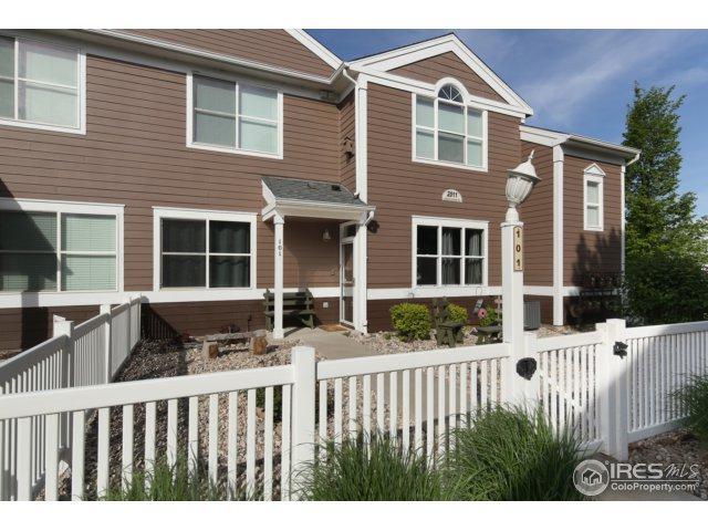 2011 Grays Peak Dr #101, Loveland, CO 80538 (MLS #850976) :: Colorado Home Finder Realty