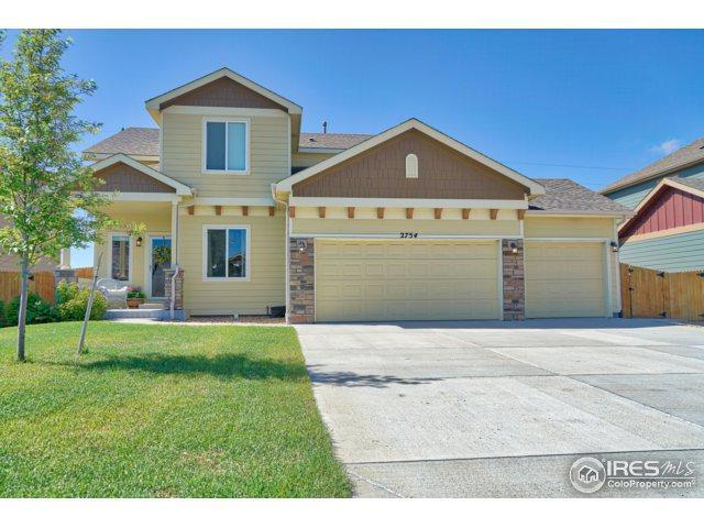 2754 Branding Iron Way, Mead, CO 80542 (MLS #850997) :: Kittle Real Estate