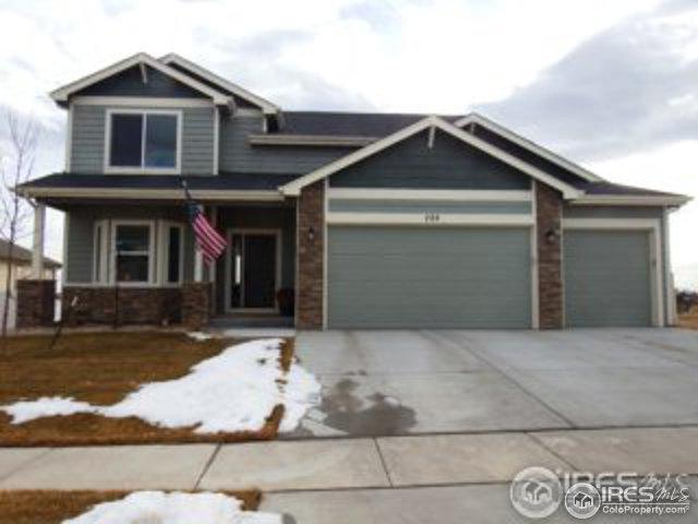 725 Blue Jay Dr, Severance, CO 80550 (MLS #851000) :: Kittle Real Estate