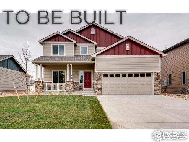 1374 Tipton St, Berthoud, CO 80513 (MLS #851009) :: Kittle Real Estate