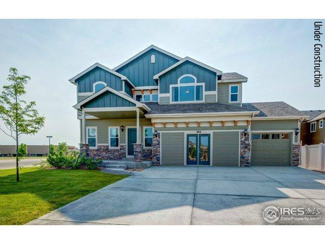 1364 Tipton St, Berthoud, CO 80513 (MLS #851011) :: Kittle Real Estate