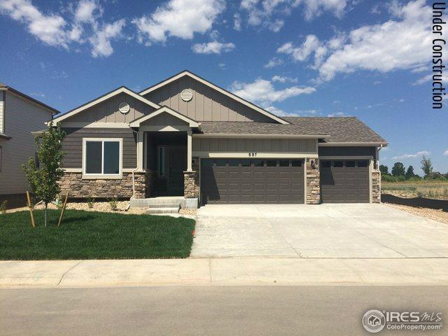 1354 Tipton St, Berthoud, CO 80513 (MLS #851012) :: Kittle Real Estate