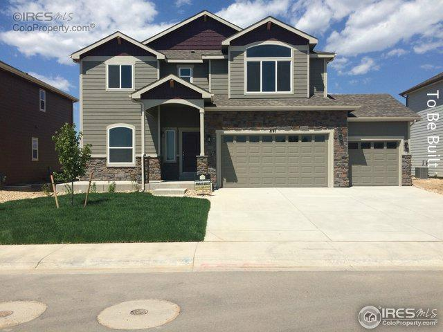 5691 Maidenhead Dr, Windsor, CO 80550 (MLS #851017) :: The Daniels Group at Remax Alliance