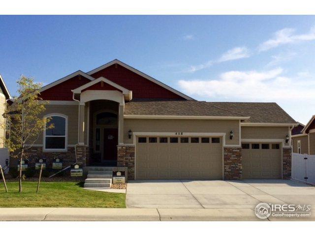 5725 Maidenhead Dr, Windsor, CO 80550 (MLS #851019) :: Kittle Real Estate