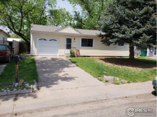 3605 Myrtle St, Evans, CO 80620 (MLS #851047) :: Kittle Real Estate