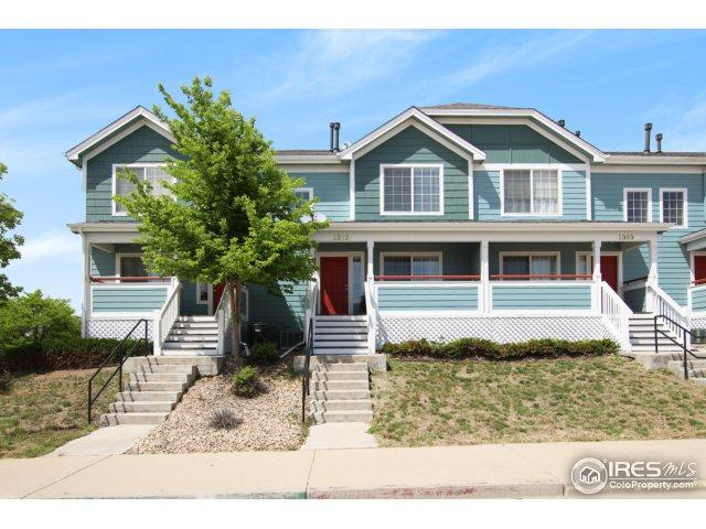 3660 W 25th St #1302, Greeley, CO 80634 (MLS #851053) :: Kittle Real Estate