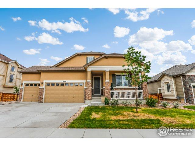 10841 Unity Pkwy, Commerce City, CO 80022 (#851057) :: The Peak Properties Group