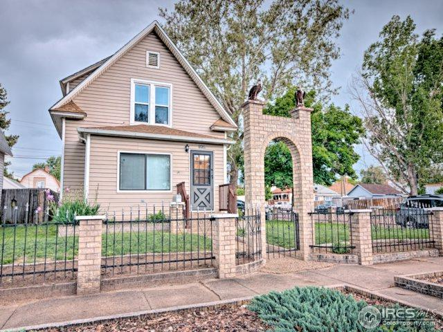 1430 8th St, Greeley, CO 80631 (MLS #851064) :: Kittle Real Estate