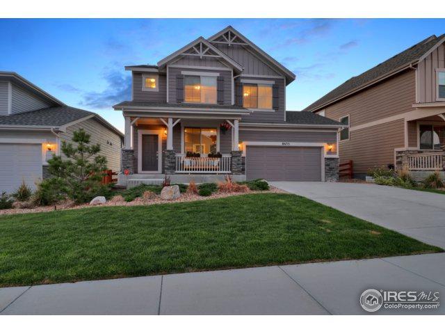 8635 Torrey St, Arvada, CO 80007 (#851069) :: The Peak Properties Group