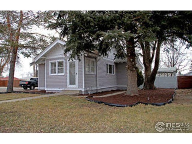 122 E South 1st St, Johnstown, CO 80534 (MLS #851084) :: Kittle Real Estate