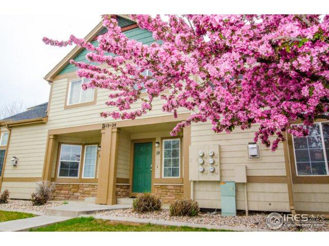 5551 Cornerstone Dr #19, Fort Collins, CO 80528 (MLS #851096) :: Kittle Real Estate