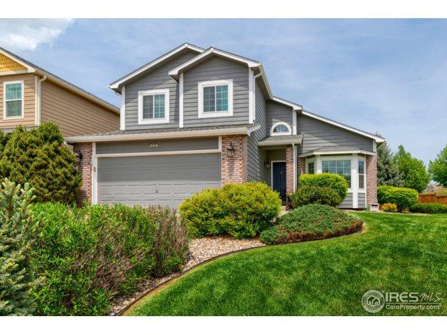 544 Dunraven Dr, Fort Collins, CO 80525 (MLS #851103) :: Kittle Real Estate