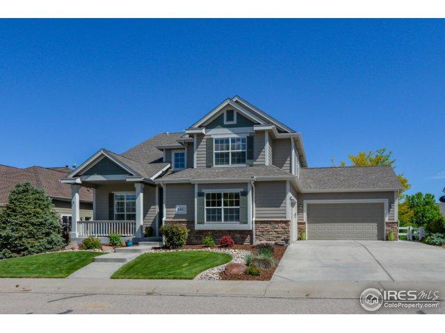8466 Sand Dollar Dr, Windsor, CO 80528 (MLS #851107) :: Kittle Real Estate