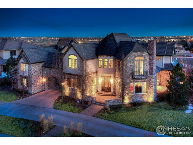 1040 Huntington Trails Pkwy, Westminster, CO 80023 (#851108) :: The Peak Properties Group