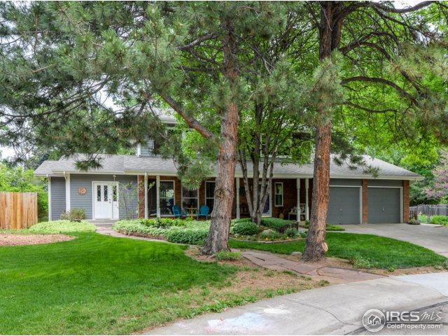 2200 Ouray Ct, Fort Collins, CO 80525 (MLS #851111) :: The Daniels Group at Remax Alliance