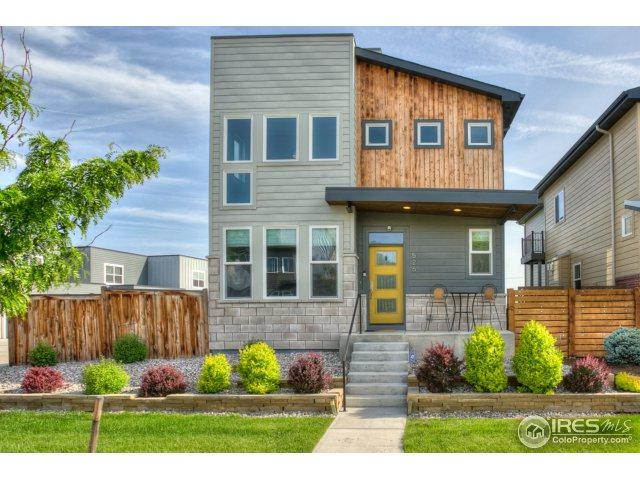 526 Cajetan St, Fort Collins, CO 80524 (MLS #851133) :: Kittle Real Estate