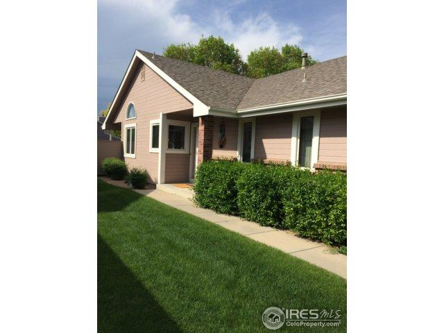 3500 Carlton Ave #54, Fort Collins, CO 80525 (MLS #851134) :: Kittle Real Estate
