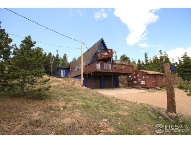 490 Camp Eden Rd, Golden, CO 80403 (#851140) :: The Peak Properties Group