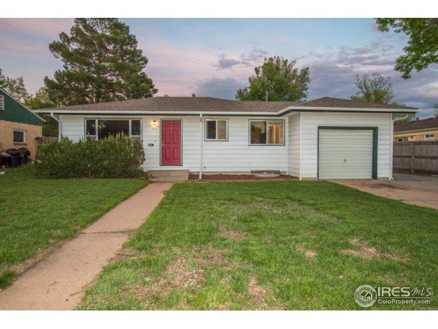 2544 14th Ave Ct, Greeley, CO 80631 (MLS #851161) :: Downtown Real Estate Partners