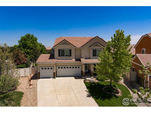 3545 Pinewood Ct, Johnstown, CO 80534 (MLS #851164) :: The Daniels Group at Remax Alliance