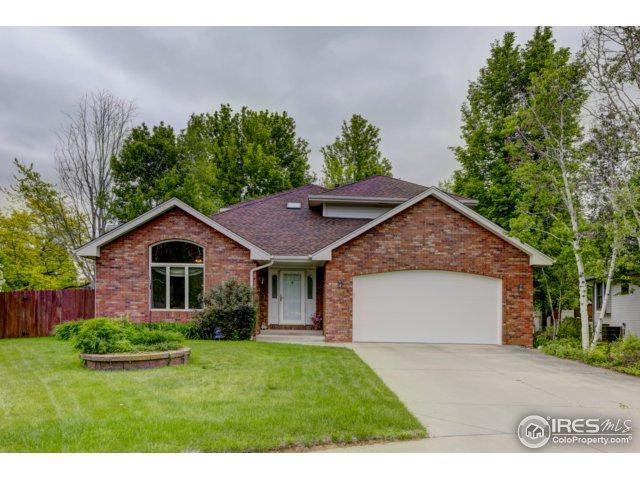 1558 41st Ave Ct, Greeley, CO 80634 (MLS #851169) :: The Daniels Group at Remax Alliance