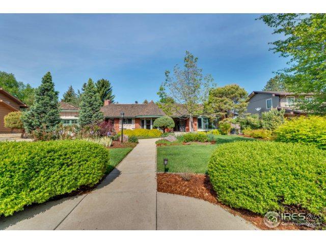 6918 Hunter Pl, Boulder, CO 80301 (#851172) :: The Peak Properties Group