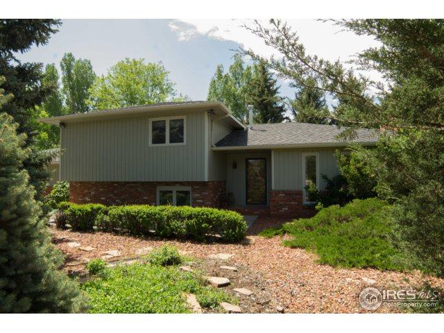 1901 Richards Lake Rd, Fort Collins, CO 80524 (#851177) :: The Peak Properties Group