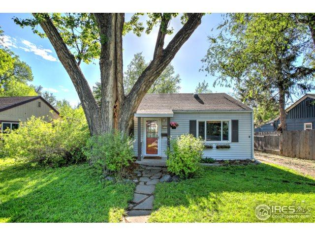 234 N Mckinley Ave, Fort Collins, CO 80521 (MLS #851233) :: Downtown Real Estate Partners