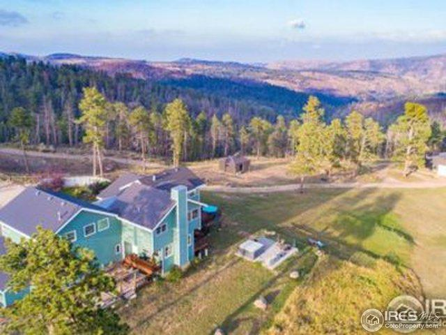 975 Old Camp Rd, Bellvue, CO 80512 (MLS #851240) :: Downtown Real Estate Partners