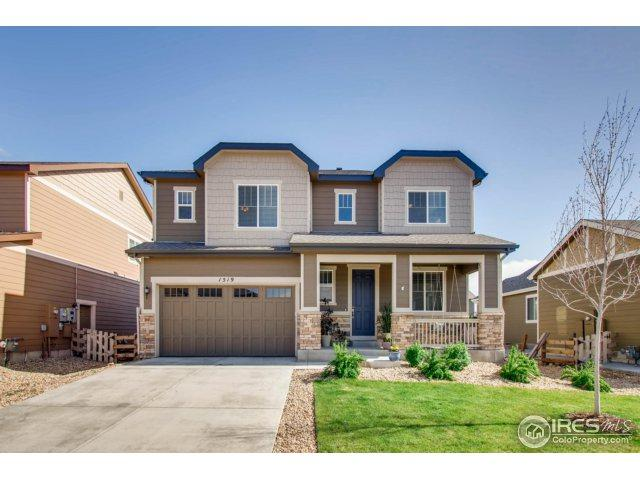 1519 Sorenson Dr, Windsor, CO 80550 (MLS #851260) :: The Daniels Group at Remax Alliance
