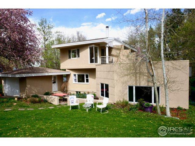 1116 6th St, Boulder, CO 80302 (MLS #851262) :: 8z Real Estate