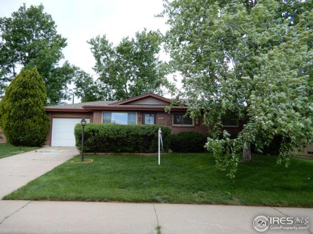 1419 29th Ave Ct, Greeley, CO 80634 (MLS #851287) :: Downtown Real Estate Partners