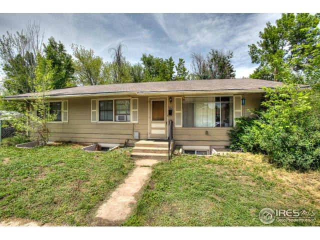 1108 Maple St, Fort Collins, CO 80521 (MLS #851291) :: 8z Real Estate