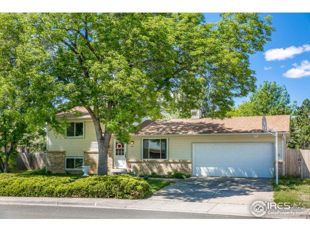 3931 Cottonwood Dr, Loveland, CO 80538 (MLS #851294) :: Downtown Real Estate Partners