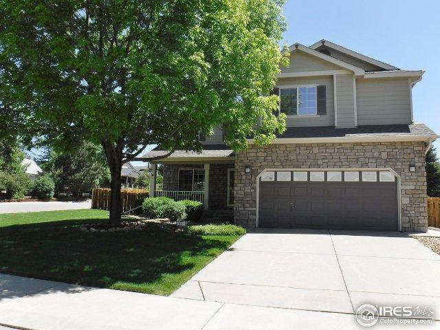 812 Zachary Ct, Longmont, CO 80504 (MLS #851295) :: The Daniels Group at Remax Alliance