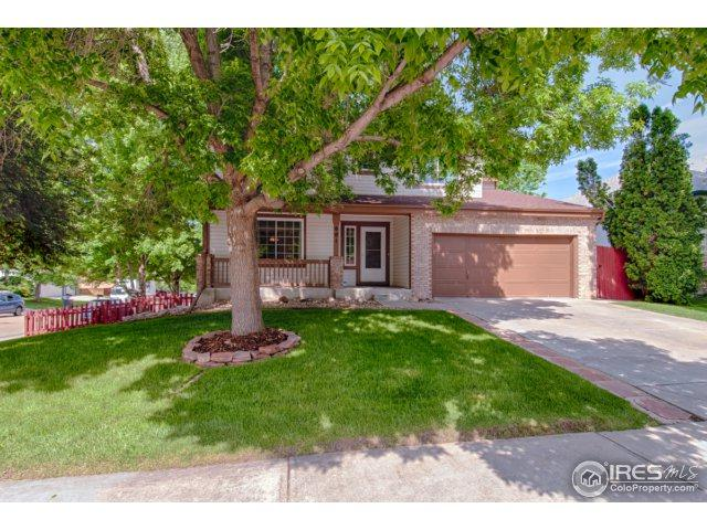 601 Silver Star Ct, Longmont, CO 80504 (MLS #851297) :: The Daniels Group at Remax Alliance