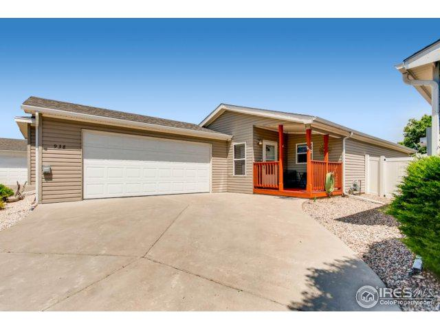 938 Pleasure Dr, Fort Collins, CO 80524 (MLS #851299) :: 8z Real Estate
