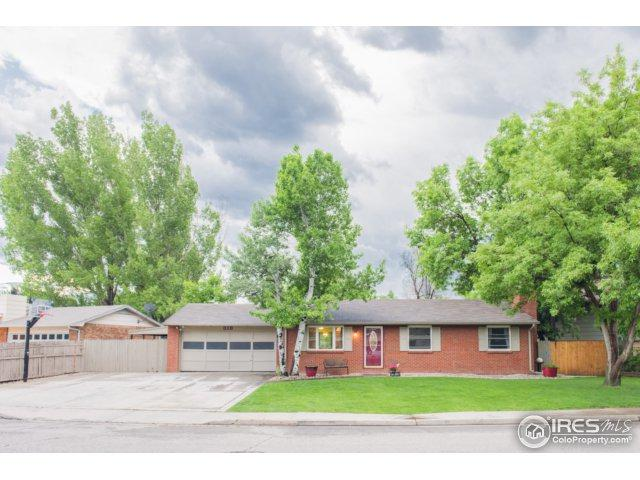 318 Gaylord Dr, Loveland, CO 80537 (MLS #851305) :: Downtown Real Estate Partners