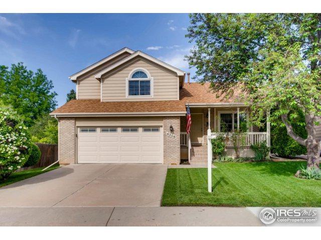 4306 Stoney Creek Dr, Fort Collins, CO 80525 (MLS #851306) :: 8z Real Estate